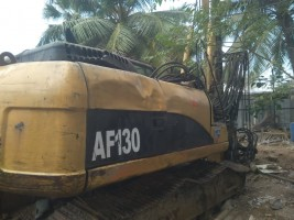2008 model Used IMT AF130 Piling Rigs for sale in Mumbai by owners online at best price, Product ID: 450090, Image 1- Infra Bazaar