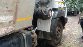 2018 model Used Tata 2523 Tipper for sale in Chhindwada by owners online at best price, Product ID: 450046, Image 3- Infra Bazaar