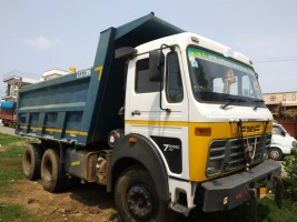 2017 model Used Tata 2518 Tipper for sale in Rajajinagar, Bangalore  by owners online at best price, Product ID: 450081, Image 2- Infra Bazaar