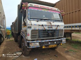 2018 model Used Tata 2518 Tipper for sale in Bhubaneswar by owners online at best price, Product ID: 450055, Image 1- Infra Bazaar