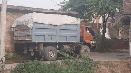 2009 model Used Eicher PB11AL9774 Tipper for sale in Patiala by owners online at best price, Product ID: 450036, Image 3- Infra Bazaar