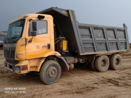2018 model Used Mahindra Blazo 25 Tipper for sale in Durgapur, West Bengal by owners online at best price, Product ID: 450026, Image 1- Infra Bazaar