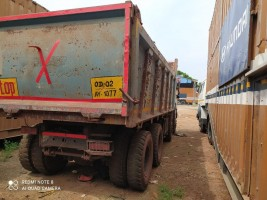 2018 model Used Tata 2518 Tipper for sale in Bhubaneswar by owners online at best price, Product ID: 450055, Image 2- Infra Bazaar