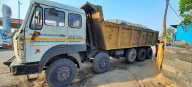 2018 model Used Tata Signa BS4 Tipper for sale in Hyderabad by owners online at best price, Product ID: 450031, Image 3- Infra Bazaar