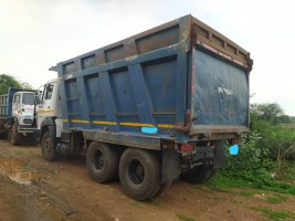 2018 model Used Tata 2518 Tipper for sale in jabalpur by owners online at best price, Product ID: 450051, Image 3- Infra Bazaar