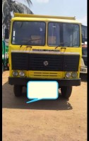 2016 model Used Ashok Leyland 10 Tyre Tipper  Tipper for sale in Gadag  by owners online at best price, Product ID: 450040, Image 1- Infra Bazaar
