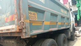 2017 model Used Tata 2518 Tipper for sale in Nagpur by owners online at best price, Product ID: 450049, Image 1- Infra Bazaar