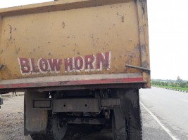 2018 model Used Tata Signa BS4 Tipper for sale in Hyderabad by owners online at best price, Product ID: 450031, Image 2- Infra Bazaar