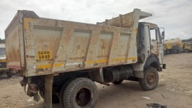 2013 model Used Tata 2518 Tipper for sale in Hyderabad by owners online at best price, Product ID: 450053, Image 3- Infra Bazaar