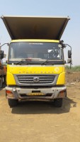 2016 model Used Bharat Benz 12 wheel  Tipper for sale in Hospet by owners online at best price, Product ID: 450057, Image 1- Infra Bazaar