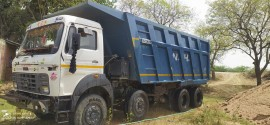 2019 model Used Tata 3118 Tipper for sale in Kanpur by owners online at best price, Product ID: 450063, Image 1- Infra Bazaar