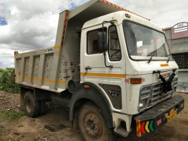 2011 model Used Tata 1613 Tipper for sale in Sangli  by owners online at best price, Product ID: 450060, Image 2- Infra Bazaar