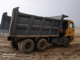 2018 model Used Mahindra Blazo 25 Tipper for sale in Durgapur, West Bengal by owners online at best price, Product ID: 450026, Image 2- Infra Bazaar