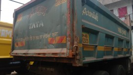 2017 model Used Tata 2518 Tipper for sale in Nagpur by owners online at best price, Product ID: 450049, Image 2- Infra Bazaar