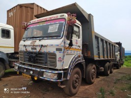 2018 model Used Tata 2518 Tipper for sale in Bhubaneswar by owners online at best price, Product ID: 450055, Image 3- Infra Bazaar