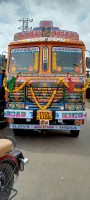 2016 model Used Ashok Leyland 3718 Tipper for sale in hyderabad by owners online at best price, Product ID: 450052, Image 1- Infra Bazaar