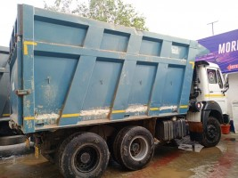 2018 model Used Tata 2518 Tipper for sale in Patiala by owners online at best price, Product ID: 450037, Image 3- Infra Bazaar