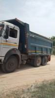2017 model Used Tata 2017 Tipper for sale in GUJARAT by owners online at best price, Product ID: 450014, Image 1- Infra Bazaar