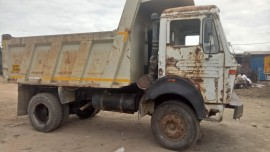 2013 model Used Tata 2518 Tipper for sale in Hyderabad by owners online at best price, Product ID: 450053, Image 2- Infra Bazaar