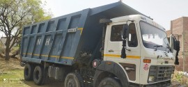2019 model Used Tata 3118 Tipper for sale in Kanpur by owners online at best price, Product ID: 450063, Image 2- Infra Bazaar