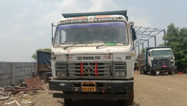 2017 model Used Tata 2518 Tipper for sale in Nagpur by owners online at best price, Product ID: 450048, Image 1- Infra Bazaar