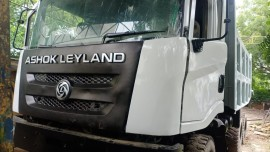 2015 model Used Ashok Leyland 2523 Tipper for sale in Udaipur by owners online at best price, Product ID: 450068, Image 1- Infra Bazaar