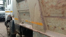 2018 model Used Tata 2523 Tipper for sale in Chhindwada by owners online at best price, Product ID: 450045, Image 3- Infra Bazaar