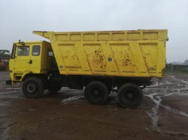 2018 model Used Ashok Leyland 2518 BS4 Tipper for sale in Durgapur, West Bengal by owners online at best price, Product ID: 450024, Image 2- Infra Bazaar
