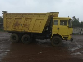 2017 model Used Ashok Leyland 2518 Tipper for sale in Durgapur by owners online at best price, Product ID: 450041, Image 2- Infra Bazaar