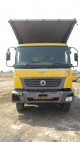 2015 model Used Bharat Benz 12 wheel  Tipper for sale in Hospet by owners online at best price, Product ID: 450056, Image 2- Infra Bazaar