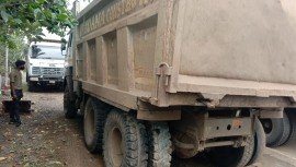 2018 model Used Tata 2523 Tipper for sale in Chhindwada by owners online at best price, Product ID: 450045, Image 2- Infra Bazaar