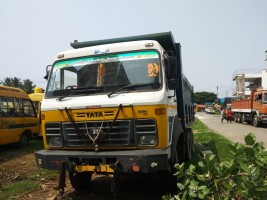 2017 model Used Tata 2518 Tipper for sale in Rajajinagar, Bangalore  by owners online at best price, Product ID: 450081, Image 1- Infra Bazaar