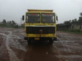 2018 model Used Ashok Leyland 2518 BS4 Tipper for sale in Durgapur, West Bengal by owners online at best price, Product ID: 450024, Image 1- Infra Bazaar