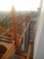 2018 model Used ACE Huaxia (VMSSTCHR6)  Tower Crane for sale in Gurugram by owners online at best price, Product ID: 450092, Image 1- Infra Bazaar