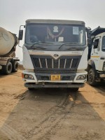 2018 model Used Mahindra Blazo 25 Transit Mixer for sale in Durgapur, West Bengal by owners online at best price, Product ID: 450028, Image 1- Infra Bazaar