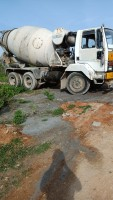 2011 model Used Ashok Leyland Greaves Transit Mixer for sale in Hyderabad by owners online at best price, Product ID: 450058, Image 3- Infra Bazaar