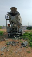 2011 model Used Ashok Leyland Greaves Transit Mixer for sale in Hyderabad by owners online at best price, Product ID: 450058, Image 4- Infra Bazaar