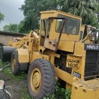 2008 model Used Hindustan HM2021 Wheel Loader for sale in Brajrajnagar by owners online at best price, Product ID: 450073, Image 2- Infra Bazaar