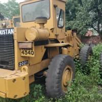2009 model Used Hindustan HM2021 Wheel Loader for sale in Brajrajnagar by owners online at best price, Product ID: 450075, Image 3- Infra Bazaar