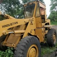 2006 model Used Hindustan HM2021 Wheel Loader for sale in Brajrajnagar by owners online at best price, Product ID: 450069, Image 3- Infra Bazaar