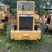 2009 model Used Hindustan HM2021 Wheel Loader for sale in Brajrajnagar by owners online at best price, Product ID: 450075, Image 1- Infra Bazaar