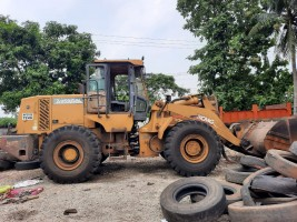 2014 model Used Others 5TON Wheel Loader for sale in Visakapatnam by owners online at best price, Product ID: 450085, Image 1- Infra Bazaar