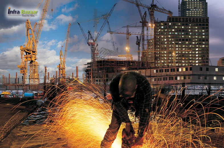 Construction spending increases in most with indemnification of construction contracts  Infra Bazaar