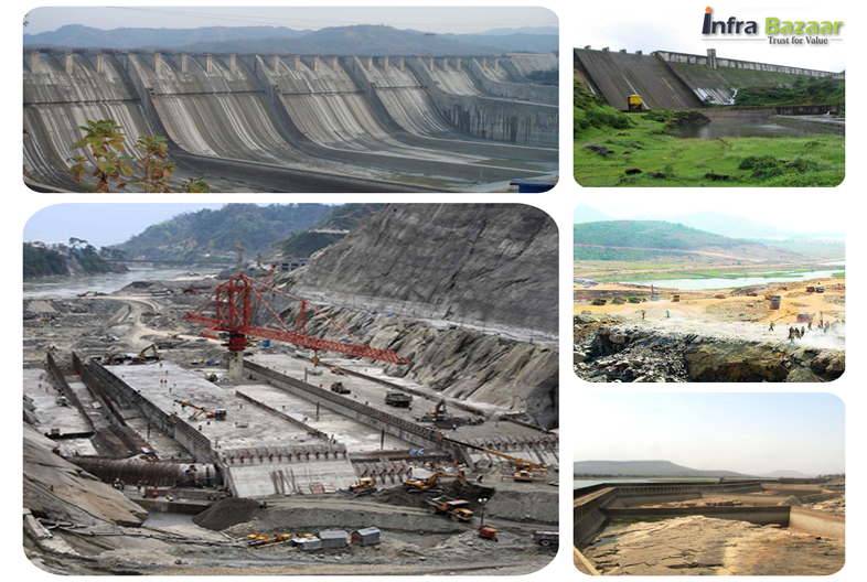 6 Indian dams that are stuck at the gates of constriction  Infra Bazaar