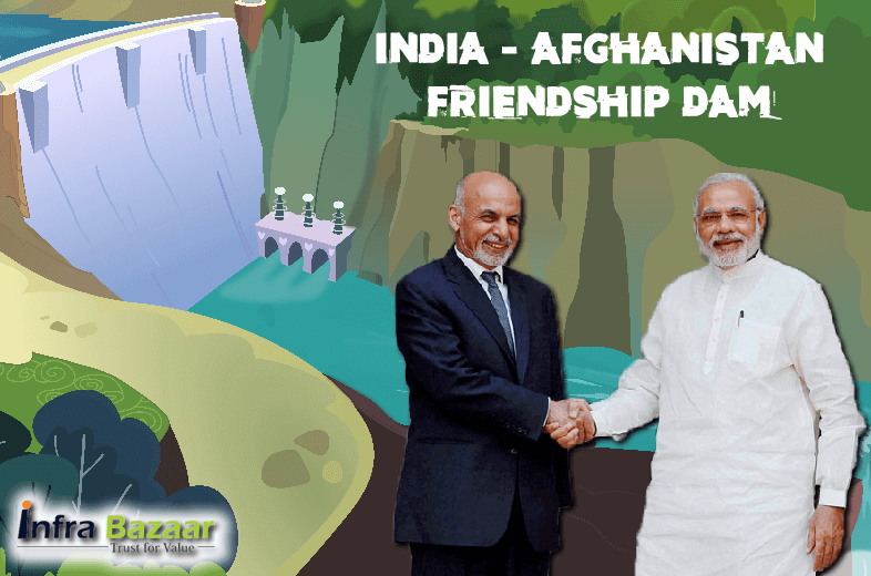 India – Afghanistan Friendship Dam a Landmark Infra Project |Infra Bazaar
