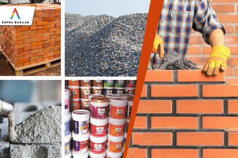 Construction Material: Top 5 Reasons why Bricks are the Best! - Infra Bazaar