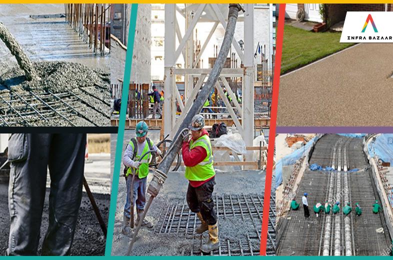 Concrete: Top 5 Advantages You Should Know! - Infra Bazaar