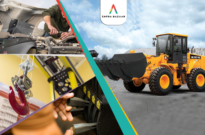 5 Tips to Maintain and Extend Your Heavy Machinery - Infra Bazaar