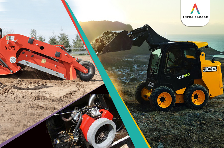 What to Consider While Buying a Skid Steer? - Infra Bazaar