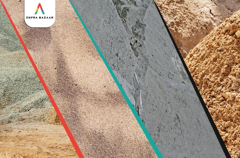 Types of Sand Used in Construction - Infra Bazaar